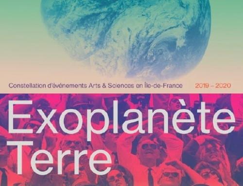 20/03/19 – Lancement du grand projet d'un an «Exoplanète Terre», le 22 mars à l'EnsAD