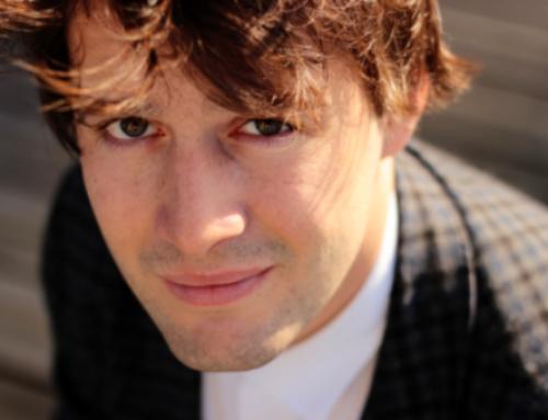 16/05/19 – Valérian Guillaume, lauréat de l'Aide à la création Artcena