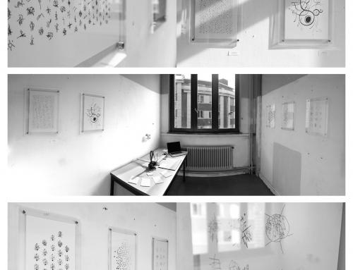 06/09/19 – ART@VSAC Audience Prize décerné à Pierre Lelièvre pour son exposition au BAC Atelier, Leuven, Belgique (21-24/08/19)