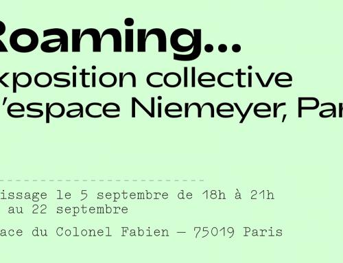 05/09/19 – Léandre Bernard-Brunel à l'Espace Niemeyer (Paris)