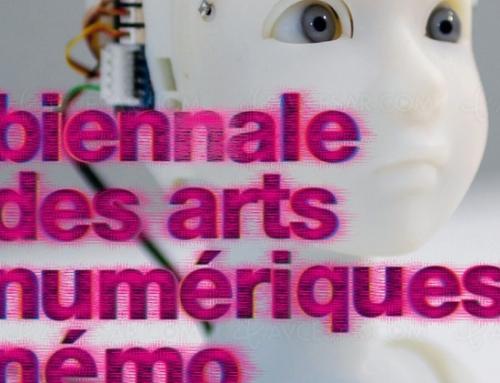 21/10/19 – Fabien Léaustic expose La Terre est-elle ronde ? au CENTQUATRE dans le cadre de la biennale némo