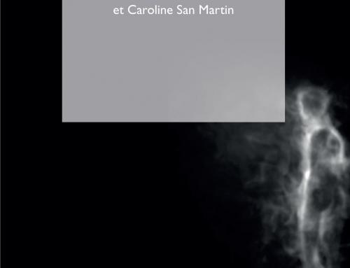 09/01/20 – Sortie de l'ouvrage «Chorégraphier le film», sous la direction de Térésa Faucon et Caroline San Martin